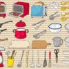 使い勝手のいいキッチン雑貨は家事を楽しくしてくれます。自分好みのキッチンばさみ購入を検討中です